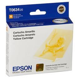 CARTUCHO EPSON Amarillo (T063420 #T063)