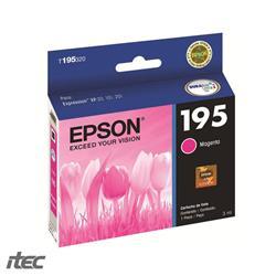 CARTUCHO EPSON Magenta (T195320 #195)
