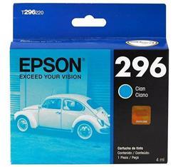 CARTUCHO EPSON Cyan (T296220 #296)