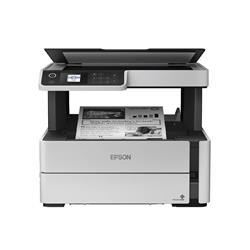 Impresora Multifuncion Epson EcoTank M2170 Monocromática Wi-Fi