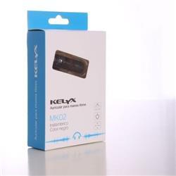 Auricular Kelyx Mk02 Bluetooth MANOS LIBRES AUTO NEGRO