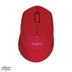 Mouse Inalambrico Logitech M280 Rojo 910-004286