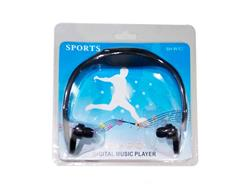 Auricular Sports Digital Music Player Mp3 -MG