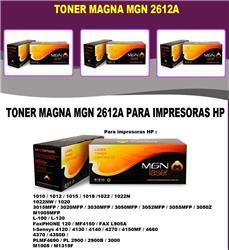 Toner MAGNA Alternativo (MGN-2612A) Negro