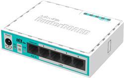 Router Mikrotik RB750R-2 Ethernet LVL4 Case y Fuente