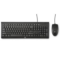 Combo Teclado + Mouse con Cable HP C2500 (7CH64721