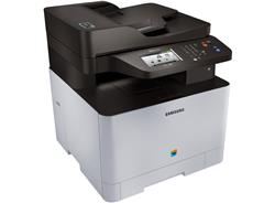 Impresora multifuncion laser color Samsung SL-C1860FW