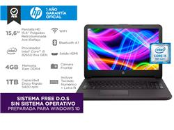 NOTEBOOK HP 15.6 250 I5-8265U 4GB 1T (HP 250 G7)