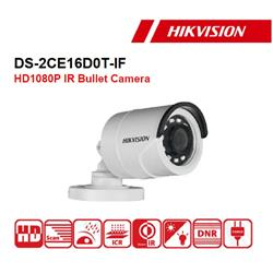 Camara Bullet 1080p Hikvision DS-2CE16D0T-IF (Metal)