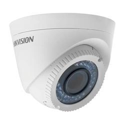 Camara Domo Varifocal 1080p Hikvision DS-2CE56D0T-VFIR3F Metal