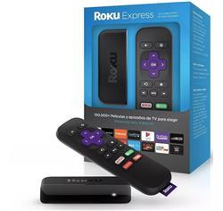 ROKUS EXPRESS PLUS 3930R ESTANDAR FULL HD + C/REMOTO