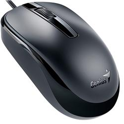 Mouse Genius DX-120 USB Negro