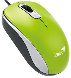 Mouse Genius DX-110 USB Verde