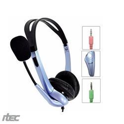 AURICULARES+MIC GENIUS HS-04S