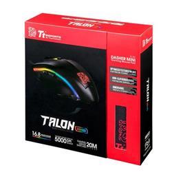 Mouse Gamer Tt Esports Talon Elite + Pad