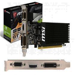 PLACA DE VIDEO MSI GEFORCE GT710 1GB DDR3
