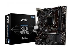 MOTHERBOARD MSI H310M PRO-VDH PLUS S1151