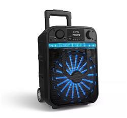 Parlante portatil Carriito Philips 40W bluetooth NX20