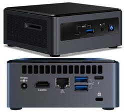 MINI PC INTEL NUC CORE I3 10110U S/DISCO S/RAM