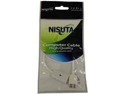 Cable USB a Micro USB 3.0 Con OTG-NSCAMI3OTG Nisuta