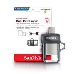 PENDRIVE Dual USB SanDisk 32GB (SDDD3-32G-G46)