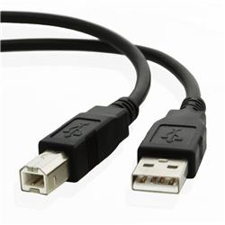 Cable Usb Printer A/b 1.8mts Nm-C03 Para Impresora