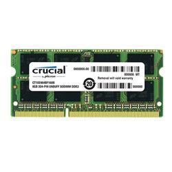MEMORIA RAM SODIMM Crucial DDR3 8GB 1600Mhz 1.35V CL11 CT102464BF160B
