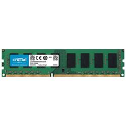 MEMORIA RAM Crucial DDR3 8GB 1600Mhz 1.35V CL11 CT102464BD160B