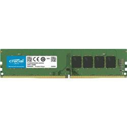 MEMORIA RAM Crucial DDR4 16GB 2666Mhz 1.2V CL19 CT16G4DFRA266