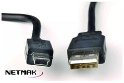 Nm-c20 Netmak Cable Mini Usb 5pin 1.5m