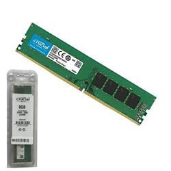 MEMORIA RAM Crucial DDR4 8GB 2400Mhz (CB8GU2400)