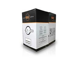 Cable UTP CAT.5E GLC INTERIOR MAX X 350Mts GRIS
