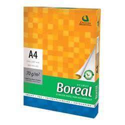 Resma BOREAL  Extra Blancal A4 (21 x 29.7) 70g / X500 HOJAS