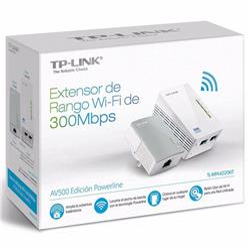 Extensor de Rango TP-Link Wi-Fi 300 Mbps AV500 TL-WPA4220KIT