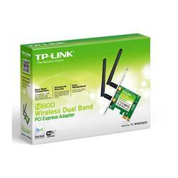 Placa de Red TP-Link Wireless  PCI Express 300MBPS Dual 2 Antenas TL-WDN3800