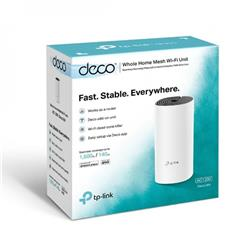 Router Deco TP-Link M4 Ac1200 Pack X1 Sistema Wi-f