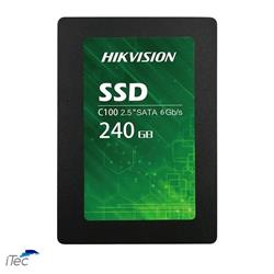 DISCO SOLIDO SSD HIKVISION C100 240GB HS-SSD-C100