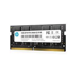 MEMORIA RAM SODIMM HP S1 DDR4 16GB 2666Mhz 1.2V CL19 7EH99AA