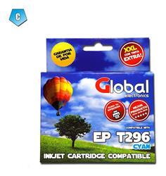 CARTUCHO GLOBAL Cyan (T296C)