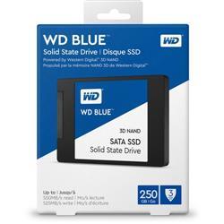 Disco Interno Ssd Wd 250 Gb Blue Sata Estado Solido