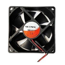 Fan Cooler Netmak 80 X 25 NM-8025