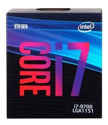 Microprocesador INTEL i7-9700
