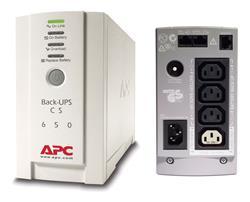 Ups Apc 650va Back Cs Bk650ei Back-ups 425 Watts 230v