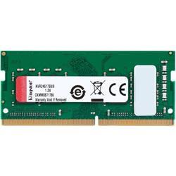 MEMORIA RAM SODIMM Kinsgton 8GB DDR4 2400MHZ (KVR24S17S8/8)