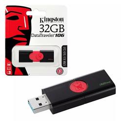 PENDRIVE 32 GB KINGSTON DT106/32GB 3.1