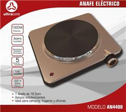 Anafe Eléctrico 1 Hornalla Ultracomb An 4400