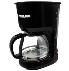 Cafetera Yelmo Filtro Permanente 12 Pocillos 800w Ca-7108