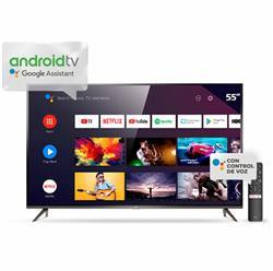 Smart Tv Led TCL 55 Pulgadas 4K UHD Android L55P8M