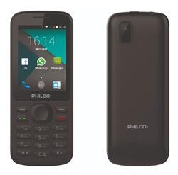 Celular Philco P2413DB0U 3G 2,4 Negro