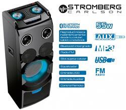 Multi Reproductor Stromberg Carlson DJ1001 Bluetooth 55W FM USB AUX